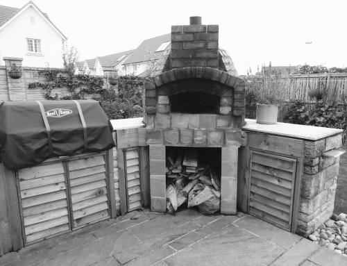 Outdoor Kitchen in Edinburgh