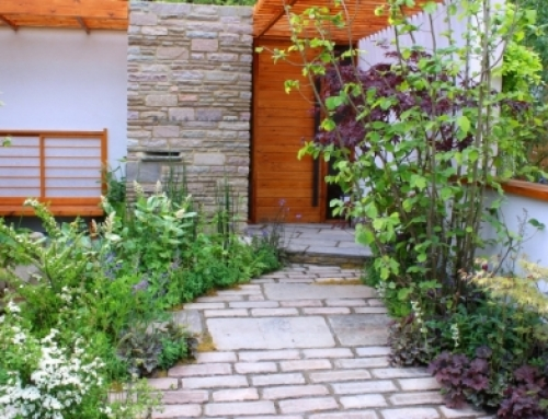 Making an Entrance – front garden design