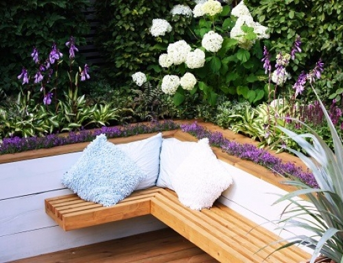How to design a small garden with big impact
