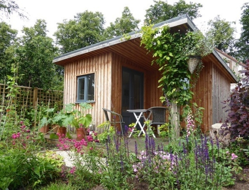 How to make a Garden Office or Studio